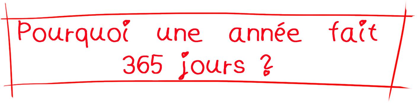 titre 365 jours